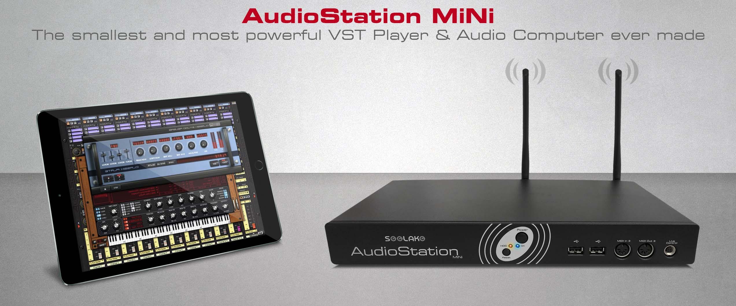 Seelake - AudioStation VST plugins
