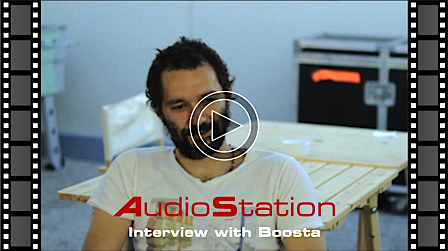 Boosta Interview Video