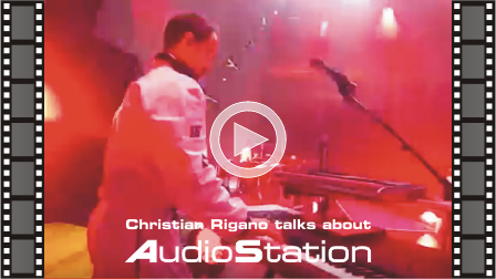 Christian Rigano Audiostation Video
